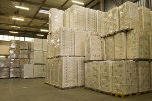 Verpackungsfolien für Industrie und Handel